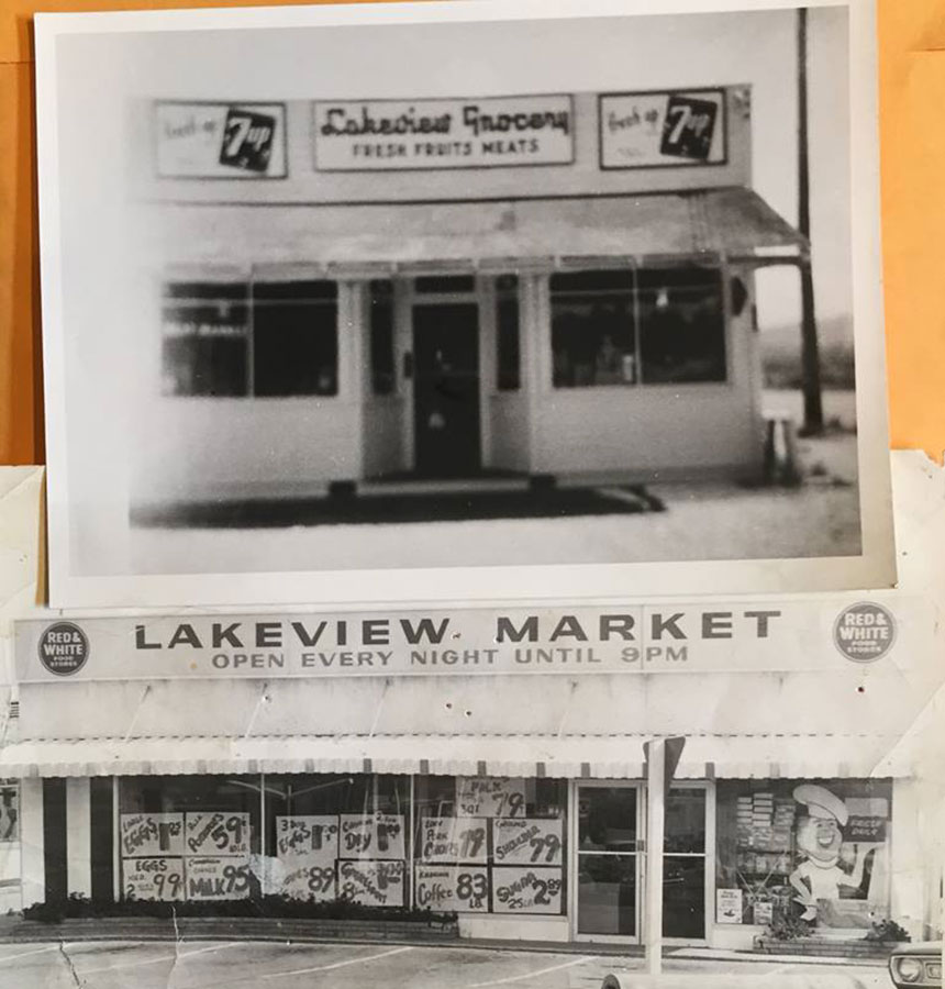 The original Lakeview Market
