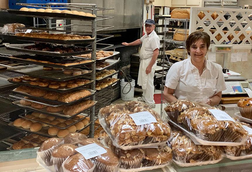 Kelowna Bakery
